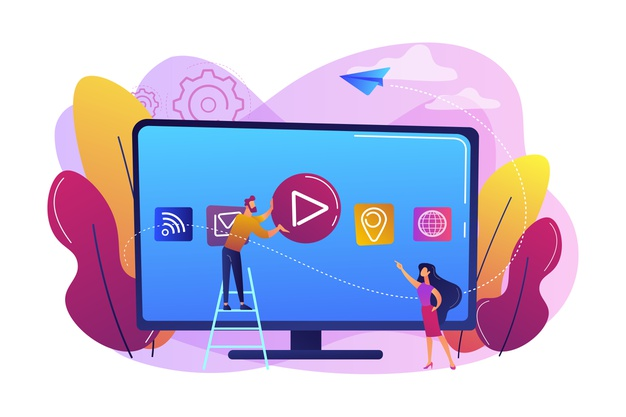 tiny-people-huge-smart-television-with-application-icons-display-smart-tv-technology-internet-television-online-tv-sreaming-concept-bright-vibrant-violet-isolated-illustration_335657-990