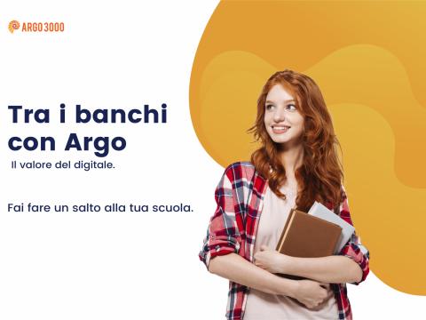 Tra i banchi con Argo: il valore del digitale